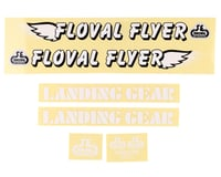 SE Racing Floval Flyer Decal Set (White)