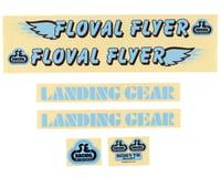 SE Racing Floval Flyer Decal Set (Blue)