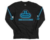 SE Racing Innovations Long Sleeve T-Shirt (Black)