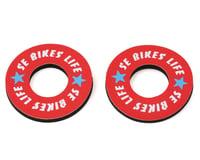 SE Racing Bike Life Donuts (Red) (Pair)