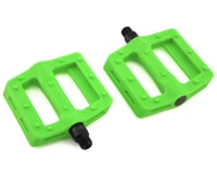 The Shadow Conspiracy Surface Plastic Pedals (Neon Green) (Pair)