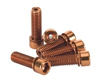 The Shadow Conspiracy Hollow Stem Bolt Kit (Copper) (6)
