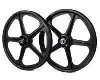 """Skyway Tuff Wheel II 20"""" Wheel Set (Black) (3/8"""" Axle)"""