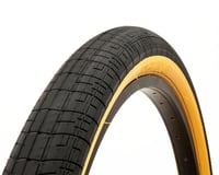 S&M Speedball Tire (Black/Tanwall)