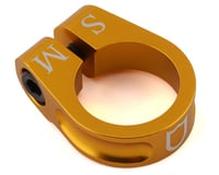 S&M XLT Seat Post Clamp (Gold)