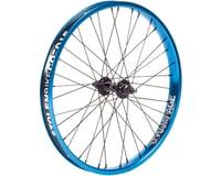 Stolen Rampage Front Wheel (Black/Blue)