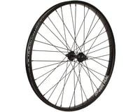 """Stolen Rampage 24"""" Cruiser Front Wheel (Black)"""
