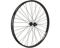 """Stolen Rampage 26"""" Cruiser Front Wheel (Black)"""