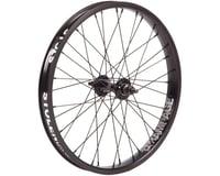 """Stolen Rampage 18"""" Front Wheel (Black)"""