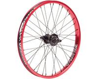 Stolen Rampage Freecoaster Wheel (Black/Red)