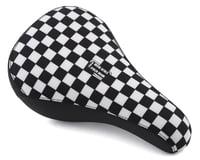 Stolen Fast Times XL Checkerboard Pivotal Seat (Black/White)