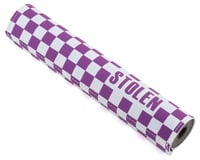 Stolen Fast Times Crossbar Pad (Lavender/White Checker)
