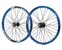 Sun Ringle Sun Envy Cassette Wheel Set (Blue)