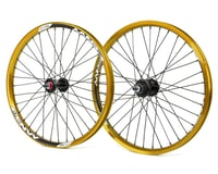 Sun Ringle Sun Envy Cassette Wheel Set (Gold)