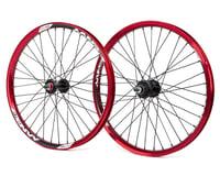 Sun Ringle Sun Envy Cassette Wheel Set (Red)