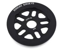 Sunday Knox V2 Guard Sprocket (Black)