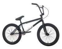 "Sunday 2021 Scout BMX Bike (21"" Toptube) (Black)"