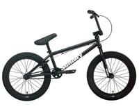 """Sunday 2022 Primer 18"""" BMX Bike (18.5"""" Toptube) (Black)"""