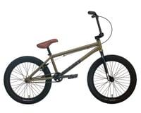 "Sunday 2022 Scout BMX Bike (21"" Toptube) (Matte Army Green)"