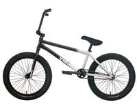 "Sunday 2022 Forecaster BMX Bike (Raiford) (21"" Toptube) (Matte Black/Grey Fade)"