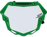 Tangent Ventril 3D Pro Number Plate (Green) (L)