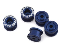 Tangent Alloy Chainring Bolts (4mm) (Blue)