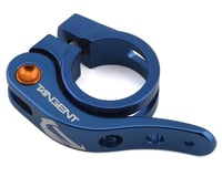 Tangent Quick Release Seat Clamp (Blue)
