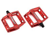 """Tangent Platform Pedals (Red) (9/16"""")"""