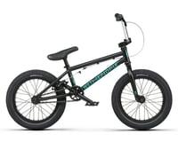 "We The People 2021 Seed 16"" BMX Bike (16"" Toptube) (Matte Black)"