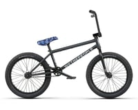 """We The People 2021 Crysis BMX Bike (21"""" Toptube) (Matte Black)"""