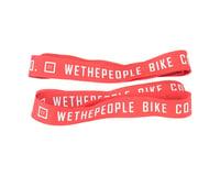 "We The People Nylon 22"" Rim Tape Set, Red"