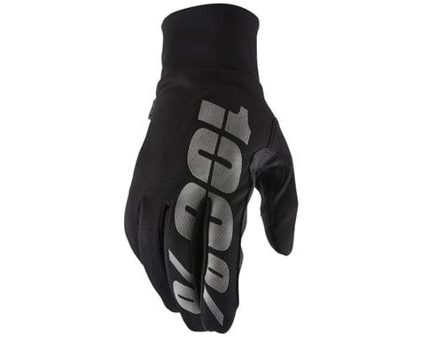 100% Hydromatic Waterproof Gloves (Black) (M)