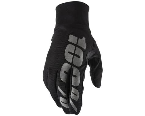 100% Hydromatic Waterproof Gloves (Black) (2XL)