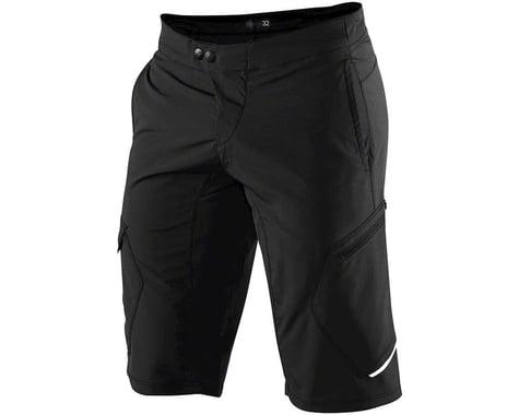 100% Ridecamp Men's Short (Black) (S)