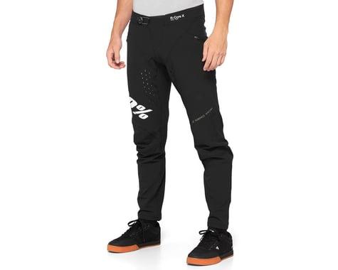 100% R-Core X Pants (Black/White) (S)