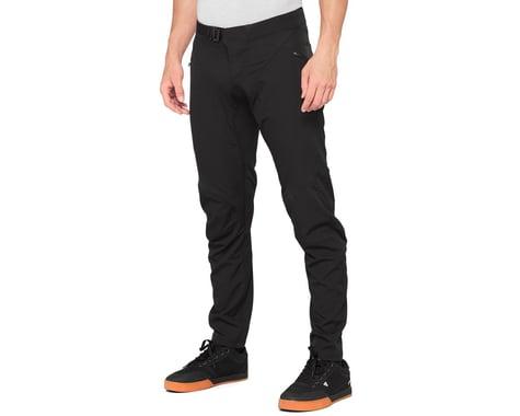 100% Airmatic Pants (Black) (L)