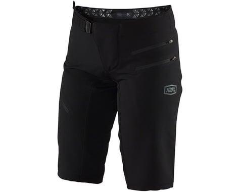 100% Airmatic Women's Short (Black) (L)