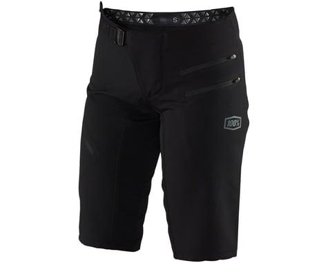 100% Airmatic Women's Short (Black) (XL)