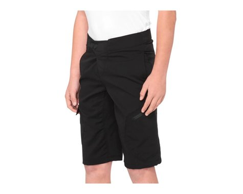 100% Ridecamp Youth Short (Youth S)