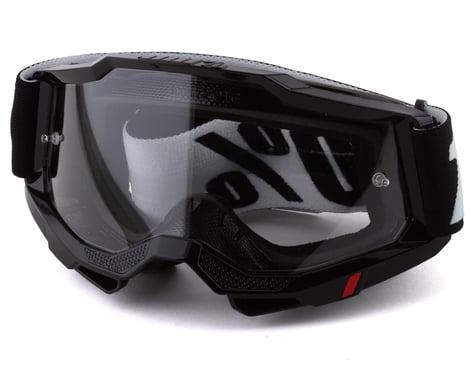 100% Accuri 2 Goggles (Black) (Clear Lens) (OTG)