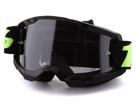 100% Strata 2 Goggles (Upsol) (Clear Lens)