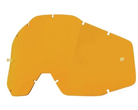 100% Replacement Lens (Persimmon Anti-Fog Lens)