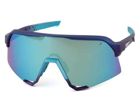 100% S3 Sunglasses (Matte Metallic Into the Fade)