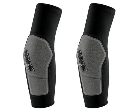100% Ridecamp Elbow Guards (Black/Grey) (S)