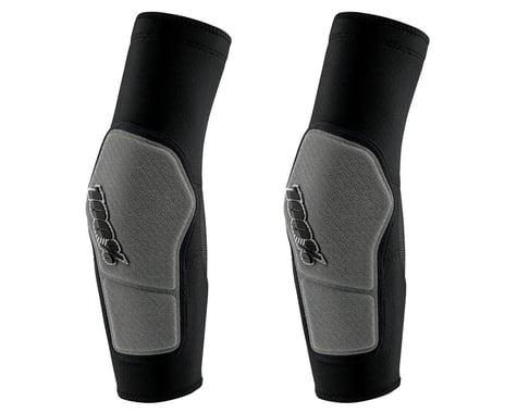 100% Ridecamp Elbow Guards (Black/Grey) (L)