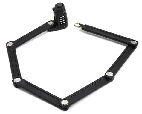 Abus Bordo Lite 6150 Folding Combo Lock (Black) (85cm)