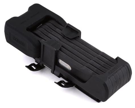 Abus Bordo 6405/85 Folding Lock w/ Bosch eBike Battery Lock Core (Black)