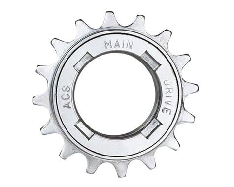 "ACS MainDrive Freewheel (Silver) (1/8"") (17T)"