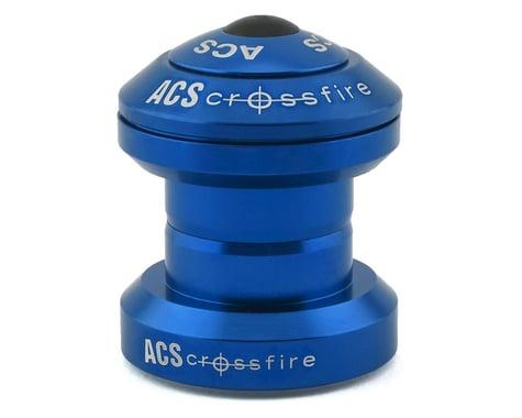 "ACS Headset Crossfire External (Blue) (1"")"