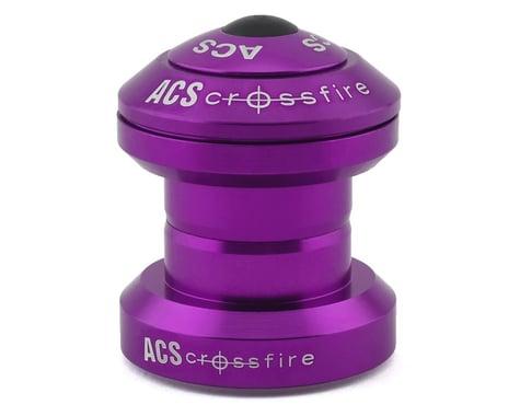 "ACS Headset Crossfire External (Purple) (1"")"